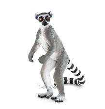 FREE SHIPPING | Mojo Fun 387177 Ringtail Lemur Wildlife Model - New in Package