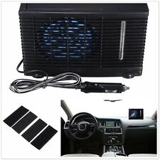 1Pcs 12V 35W Portable Home Car Cooling Fan Water Ice Evaporative Air Conditioner