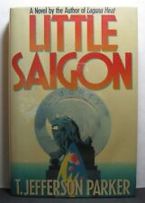 LITTLE SAIGON by T. Jefferson Parker, signed 1st edition/ 1st printing hardback
