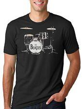 Beatles Drummer T-shirt The Beatles Drum