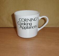 Corning Centura Promo Advertising Mug Coffee Cup CORNING COOKING APPLIANCES