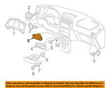 Pontiac GM OEM Montana-Climate Control Unit Temperature Fan Heater A/C 10338465