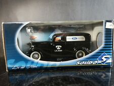 Solido Ford Parts Delivery Truck 1:18 Scale Diecast Model Panel Van