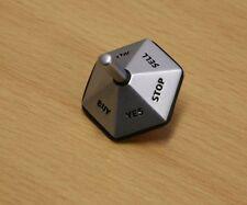 2 x Entscheidungsfinder / Decider Maker aus Edelstahl - Yes, No, Stop, Sell, Buy