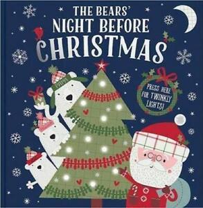 THE BEARS' NIGHT BEFORE CHRISTMAS Target Wondershop EXCLUSIVE 2019 OOP SOLD OUT!