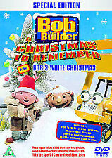 Bob The Builder - A Christmas To Remember (DVD, 2003) CHILDRENS,CHRISTMAS