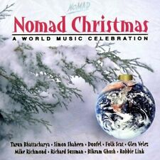 V/A - Nomad Christmas: A World Music Celebration CD SEALED BRAND NEW