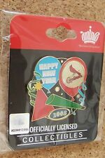 2008 St. Louis Cardinals Party New Year's lapel pin MLB