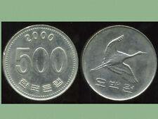 COREE   500 yen   2000    ANM  ( bis )