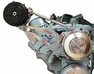 Pontiac A/C Compressor Bracket 350 400 428 455 Sanden 508 Air Conditioning AC