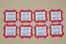 "Stampin Up Christmas Tags #1 from ""Tags Til Christmas"" Stamp Set"