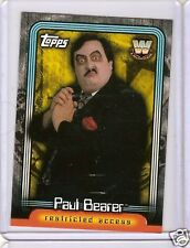 WWE INSIDER TRADING CARD PAUL BEARER -UK VERSION- L3