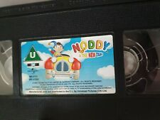Noddy and the New Taxi Vhs
