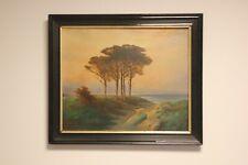Original Ölgemälde Ölbild alt antik Romantik Impressionismus Landschaft 1900