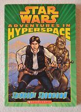 Star Wars Adventures In Hyperspace Shinbone Showdown Scholastic Paperback Book
