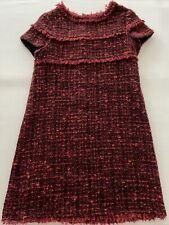 EUC  Zara Girls size 11/12 Red Dress