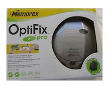 Memorex OptiFix Pro Cd Dvd Video Game Disc Scratch Repair Fix Kit Ac Adapter