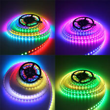 5M WS2812B Individually Addressable Programmable RGB LED Strip Light 300 Pixels