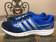 Adidas Men's Super cloud  Performance Running ShoesBlue Sz13  #015