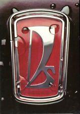 Lada 2105 1200 1500 1600 2121 Dutch market sales brochure
