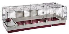 Ferplast Krolik 160 Cage pour Petit Animal Bordeaux 162 x 60 50