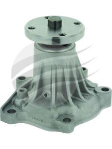 Tru-Flow Water Pump Holden Isuzu Jackaroo Rodeo Mu Usb17 TF 4Ze1 4Ze1-G (TF6380)