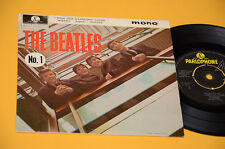 """BEATLES 7"""" EP (4 CANZONI) I SAW HER STANDING / MISE UK MINT UNPLAYED MAI SUONATO"""