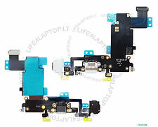 NEW Charging Dock Port Headphone Audio Jack Flex White for Apple iPhone 6S Plus