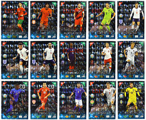 PANINI ADRENALYN XL UEFA EURO 2020/2021 KICK OFF LIMITED EDITION