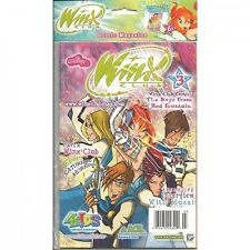 Scholastic WINX CLUB Comic Book Magazine #3  THE BOYS FROM RED FOUNTAIN New