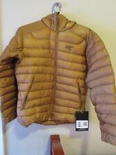 Mens New Arcteryx Cerium LT Hoody Jacket Size Small Color Yukon