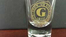 "12 - New Goldschlager Shot Glasses - Slogan - ""Show Us Your G Spot"""