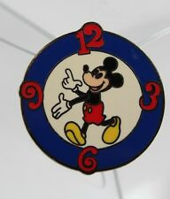 Disney DLR  Cast Member Exclusive Pin Recognition Clock Mickey Mouse ToonTown