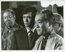 FRANK MICHAEL LIU IF TOMORROW COMES TV MOVIE ORIGINAL 1971 ABC TV PHOTO