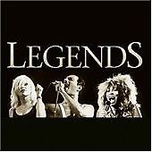 CAPITAL GOLD LEGENDS - VARIOUS - 2 X CD SET - QUEEN / UB40 / DAVID BOWIE +