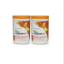 Beyond Tangy Tangerine 2.0 Citrus Peach Fusion Youngevity 2Pack FREE 2 DAY DELIV