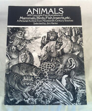 Animals 1419 Clip Art Tierzeichnungen Buch Illustrationen Copyright free
