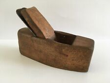 "SMALL 7.5"" VINTAGE WOODWORK PLANE. CARPENTERS TOOLS."