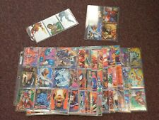 1995 Flair Marvel Annual Trading Cards 1-150 Complete Base Set & Subsets