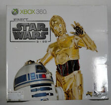 ** Xbox 360 Kinect Star Wars Limited Edition 320GB Matte White Console ~ NEW