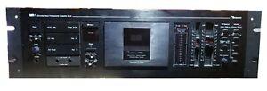 Nakamichi MR-1B IEC Professional 3 head Cassette Deck XLR fully serviced.