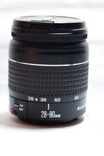 CANON EF 28-80mm MKII lens 100D 200D 750D 600D 650D 760D 550D 5D 500D 80D 1300D