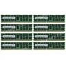 Samsung 128GB 8X16GB PC3-14900R DDR3-1866MHZ 240Pin ECC REG Server Memory Ram