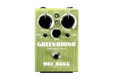 Way Huge Electronics WHE207 Green Rhino Overdrive MKIV