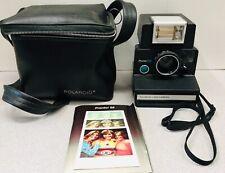 Polaroid Pronto! SE Instant Land Camera with ITT Magic Flash and soft case..L@@K