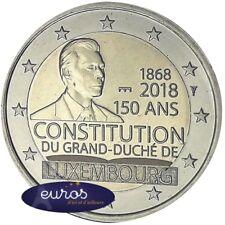 2 euros cc Luxembourg 2018 - Constitution - Markmint Pont St Sevle - BU
