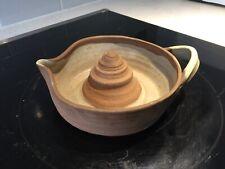 Juice Reamer, Signed Kathy Grace Ceramics Studio Pottery  North Carolina
