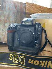 Nikon D D3S 12.1 MP Digital SLR Camera - Black (Body Only)