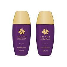 Avon Imari Seduction Roll on Deodorant, 40ml (pack of 2) free shipping world