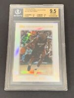 2003 Topps Contemporary Collection Dwyane Wade ROOKIE CARD RC BGS 9.5 GEM MINT